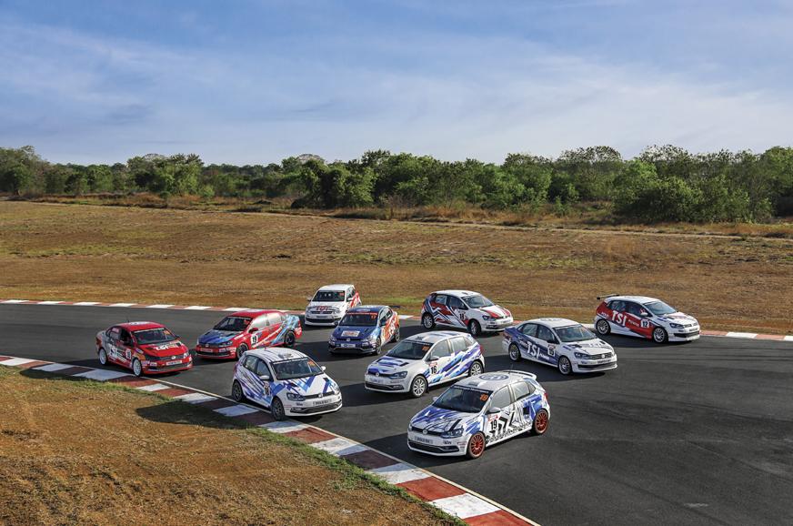 Celebrating 10 years of Volkswagen Motorsport