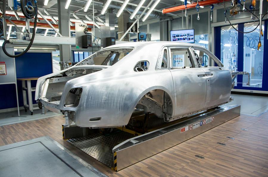 1925 Rolls Royce Phantom >> 2018 Rolls-Royce Phantom: Behind the scenes - Feature - Autocar India