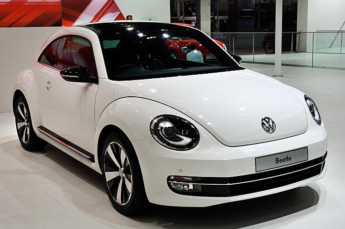 New Volkswagen Beetle - Autocar India