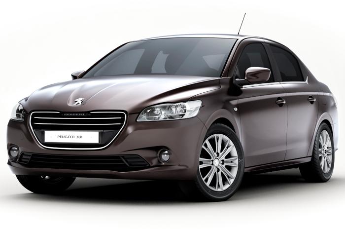 New Peugeot 301 pictures - Autocar India
