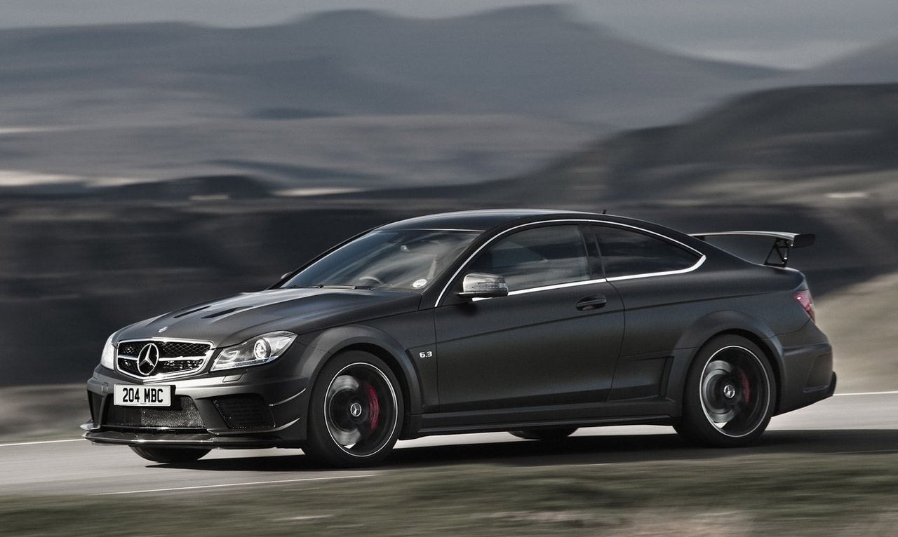 Mercedes c63 amg black series coupe price for Mercedes benz coupe price