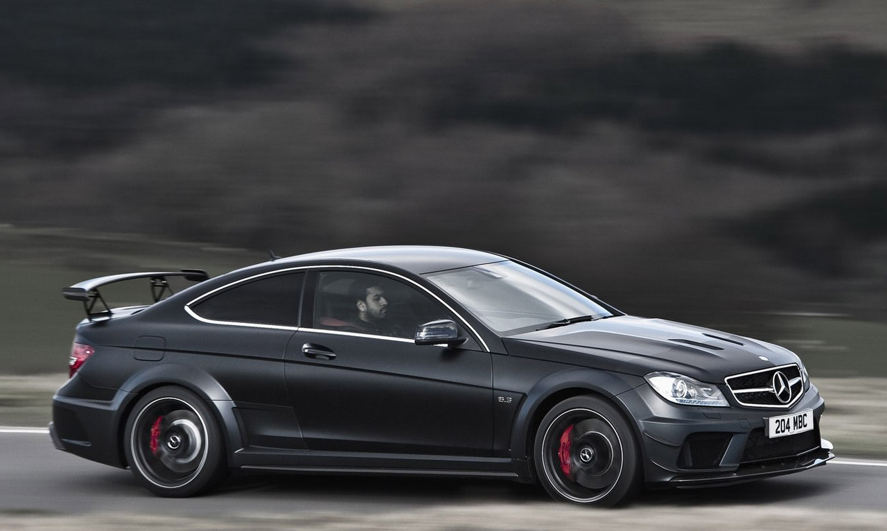 mercedes c63 amg coupe black series autocar india. Black Bedroom Furniture Sets. Home Design Ideas
