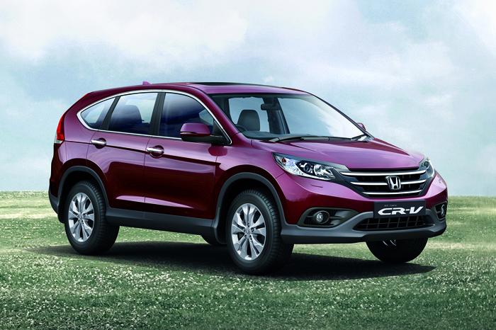 New 2013 honda cr v photo gallery car gallery suv for Honda crv india