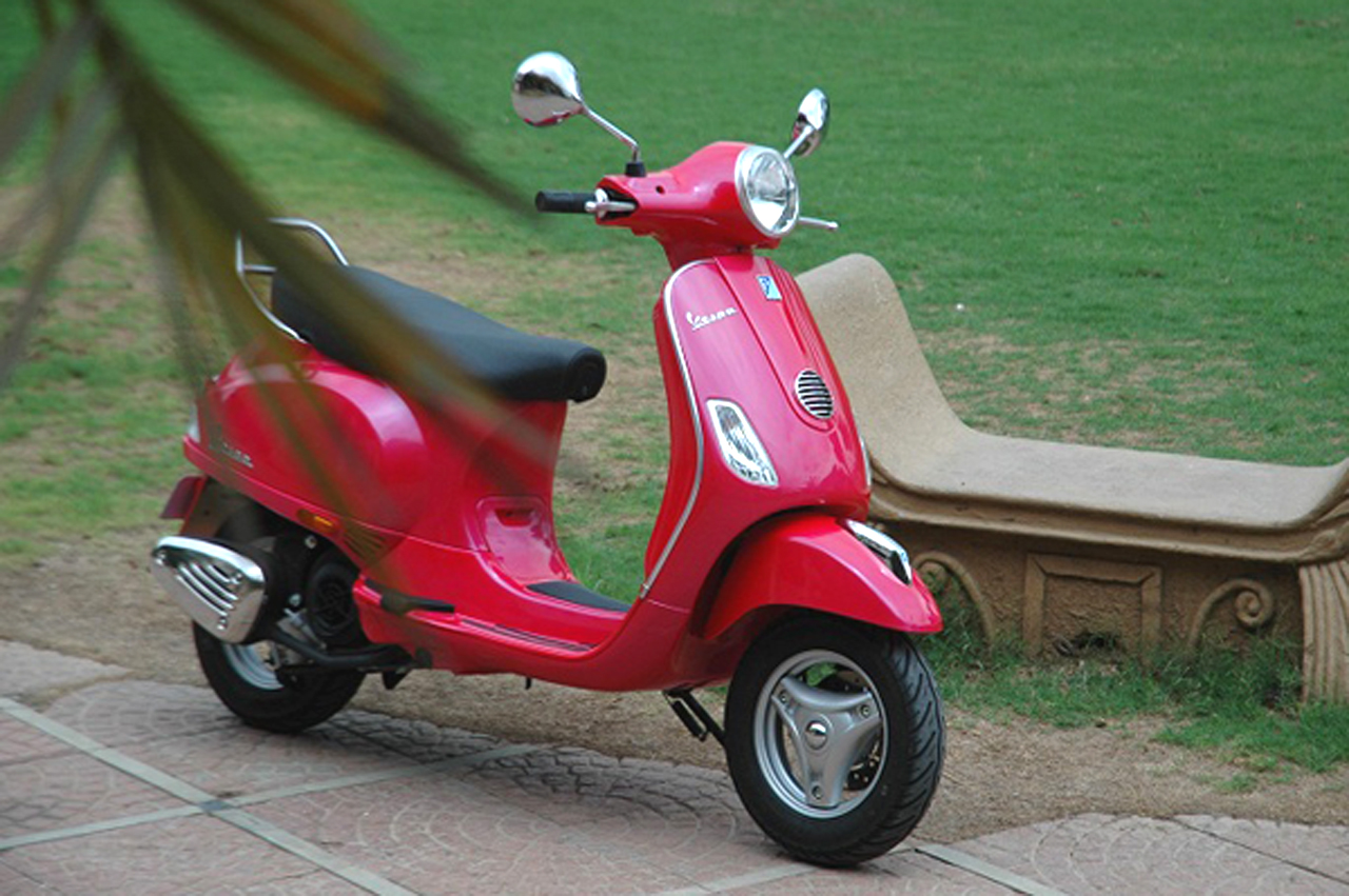 Vespa Scooter India