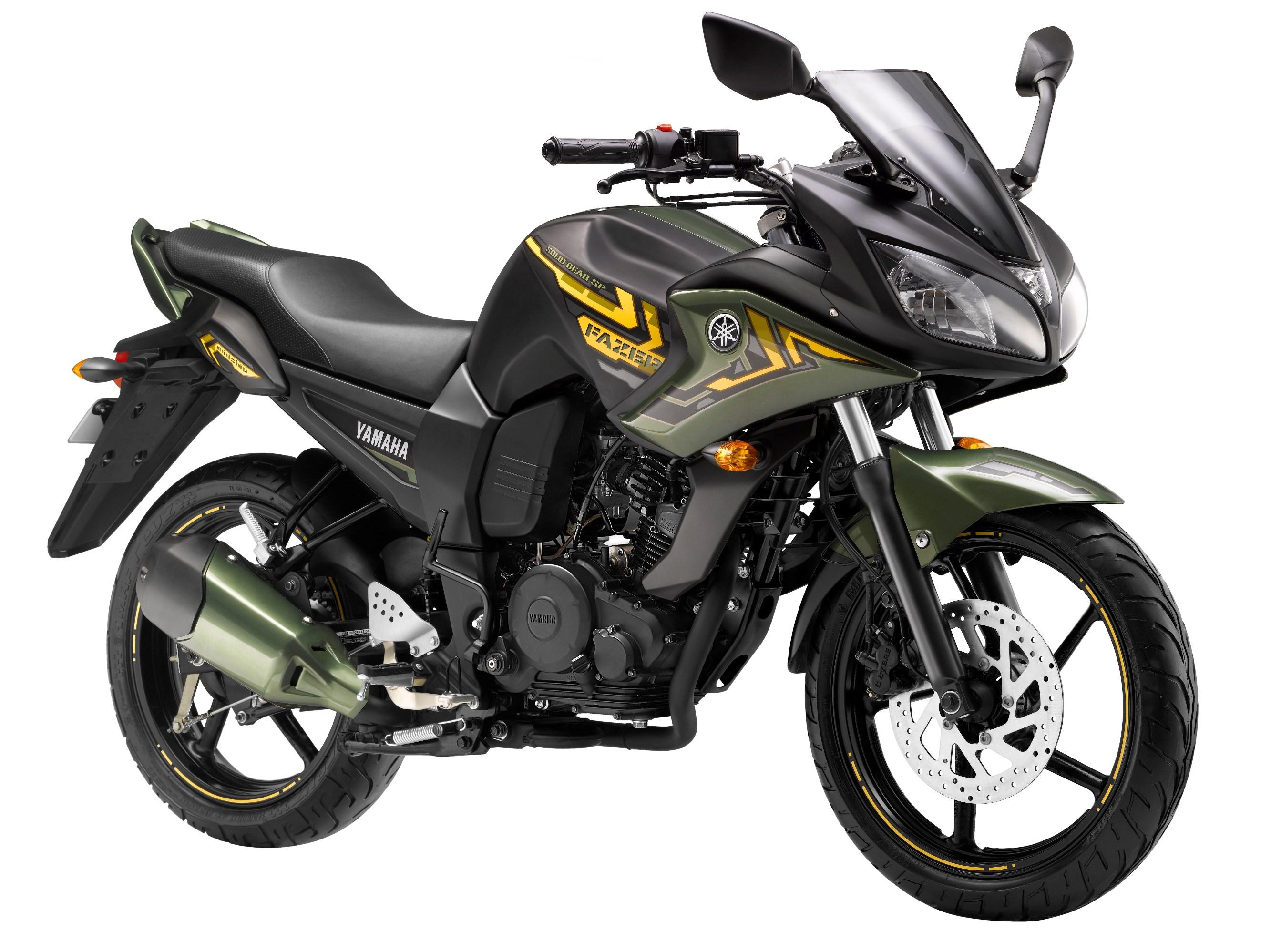 Yamaha Special Edition Fz S And Fazer Photo Gallery