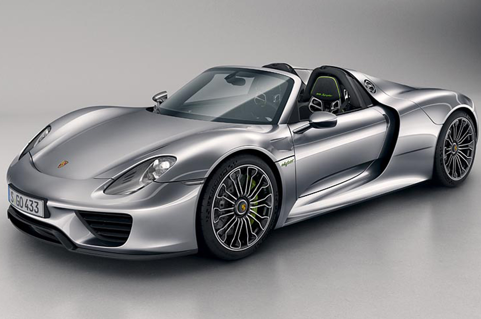 Porsche 918 Spyder photo gallery  Autocar India