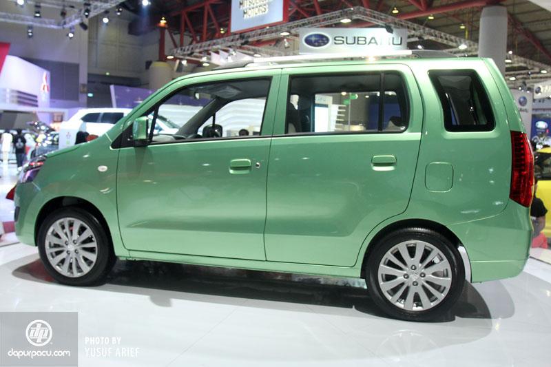 Suzuki Wagon R 7-seater Mpv Concept Photo Gallery