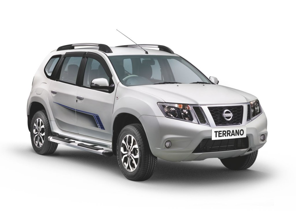 new nissan terrano suv photo gallery autocar india. Black Bedroom Furniture Sets. Home Design Ideas