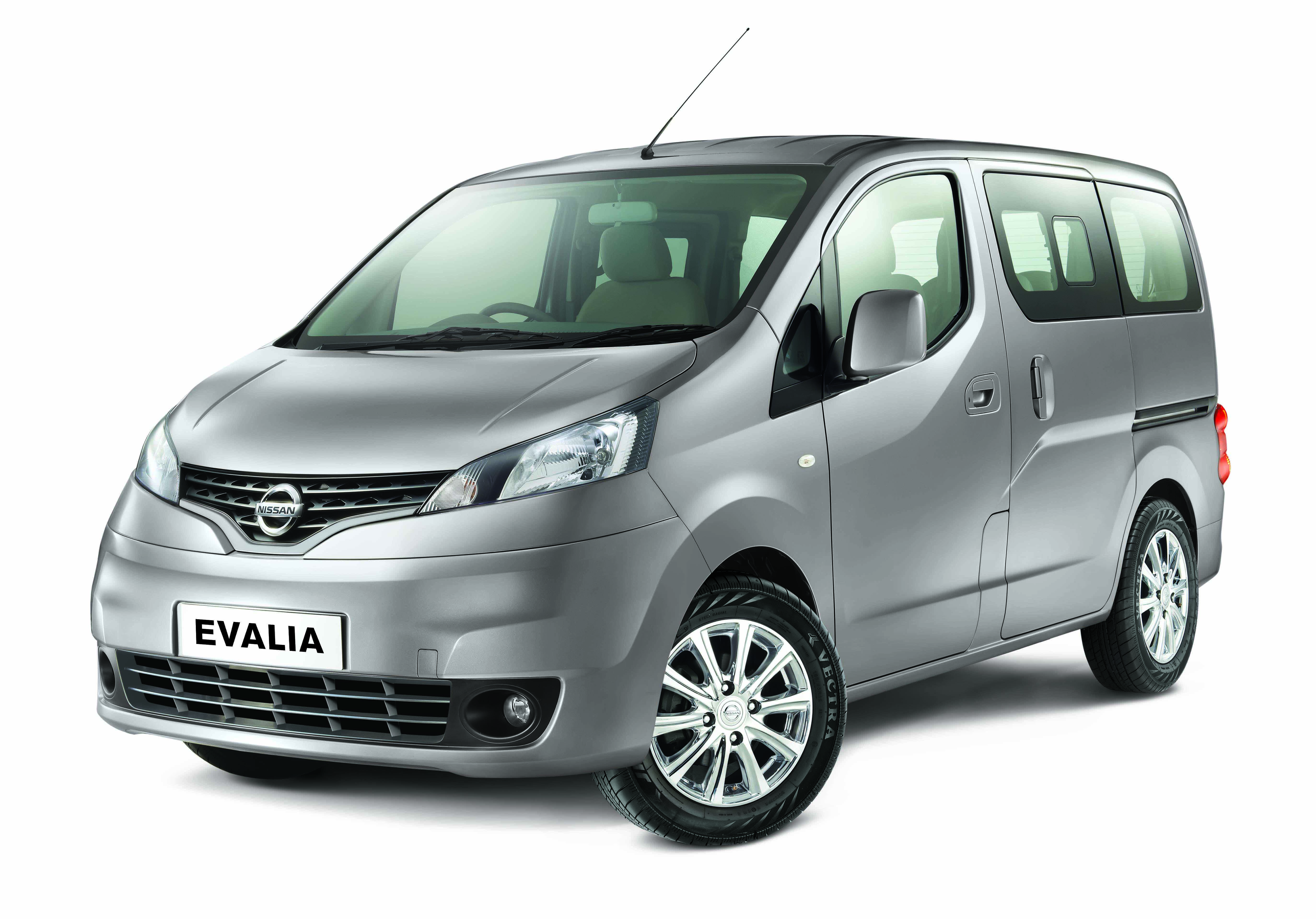 New 2013 Nissan Evalia Xv Mpv Photo Gallery Autocar India