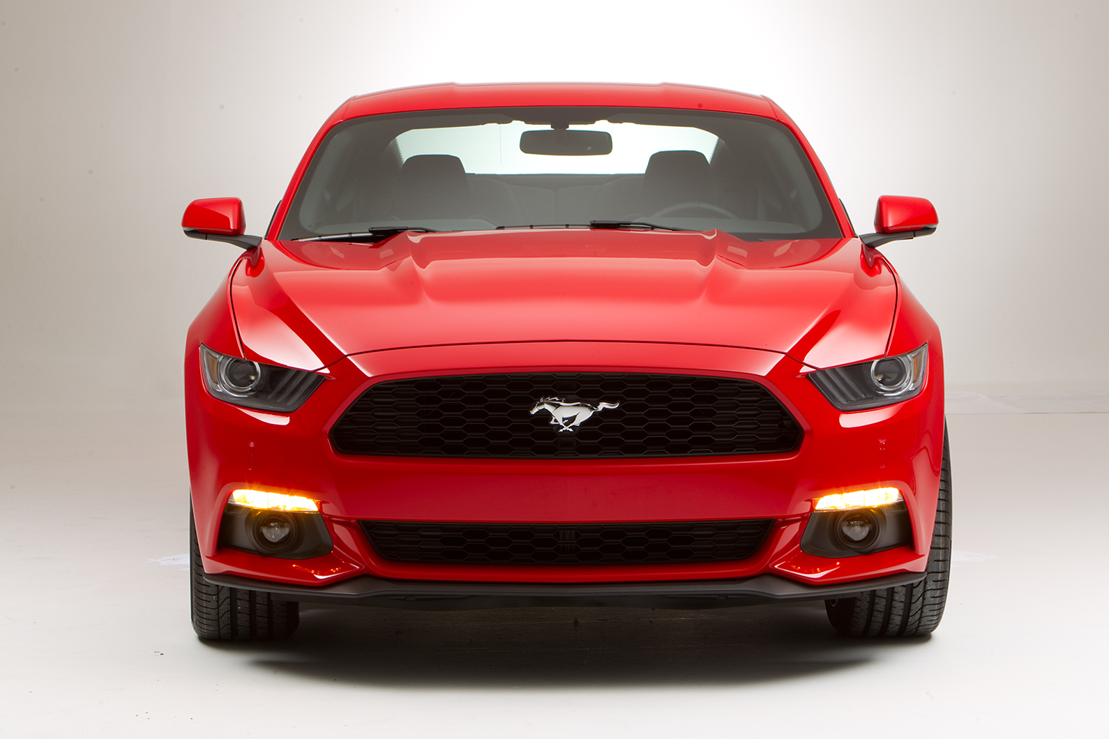 new car releases of 2015New 2015 Ford Mustang photo gallery  Autocar India
