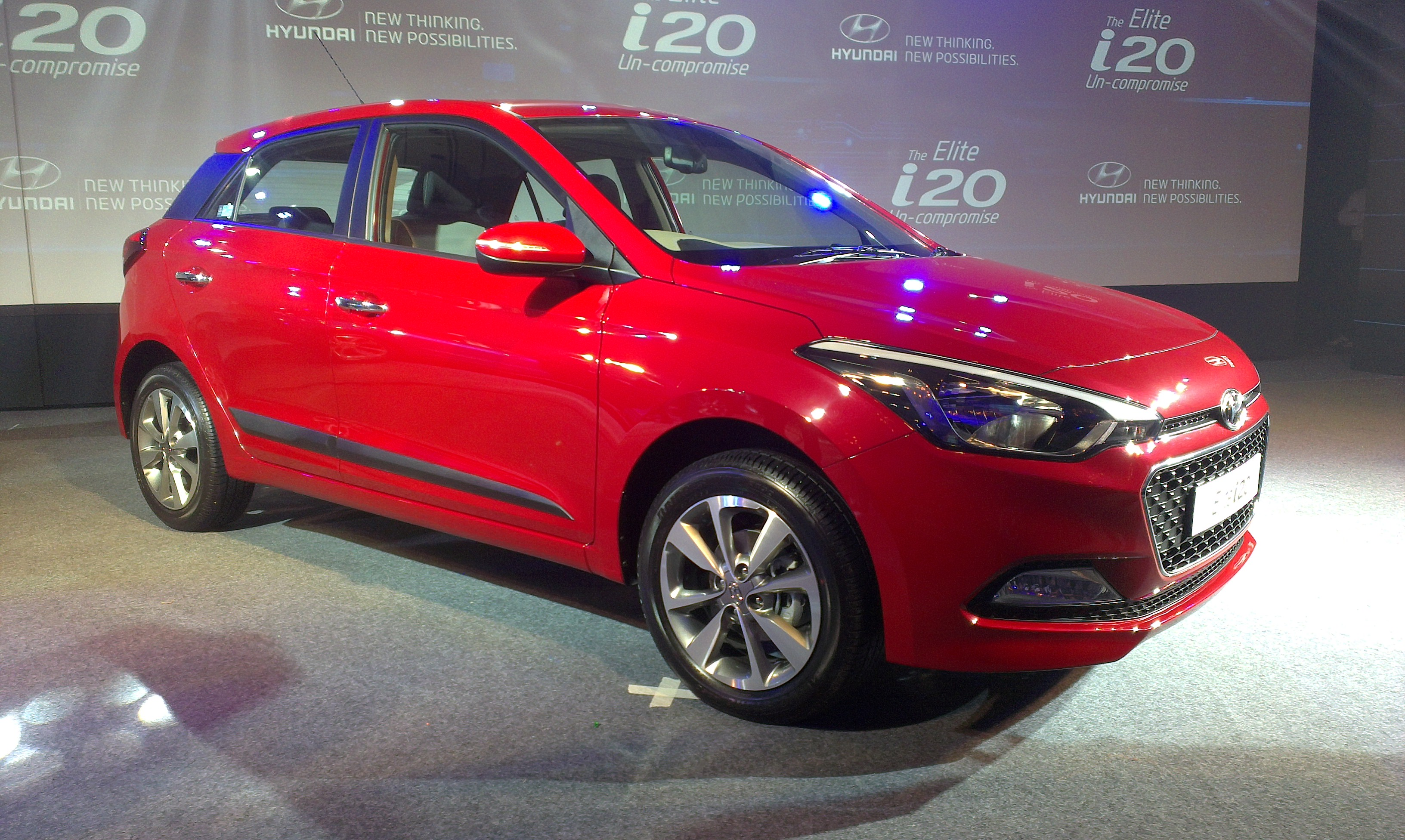 Hyundai Elite I20 Photo Gallery Autocar India
