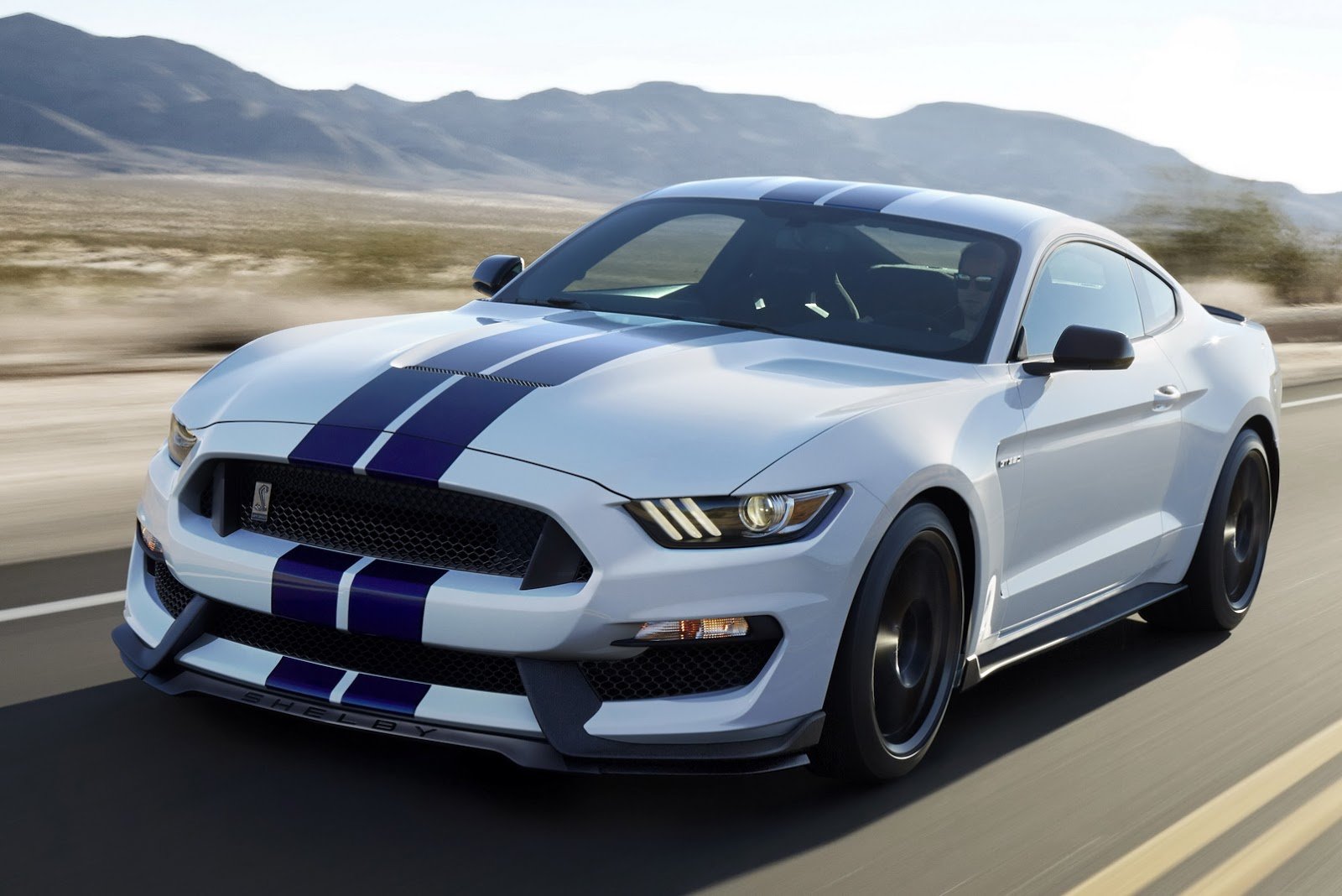 New ford mustang shelby gt350 photo gallery autocar india