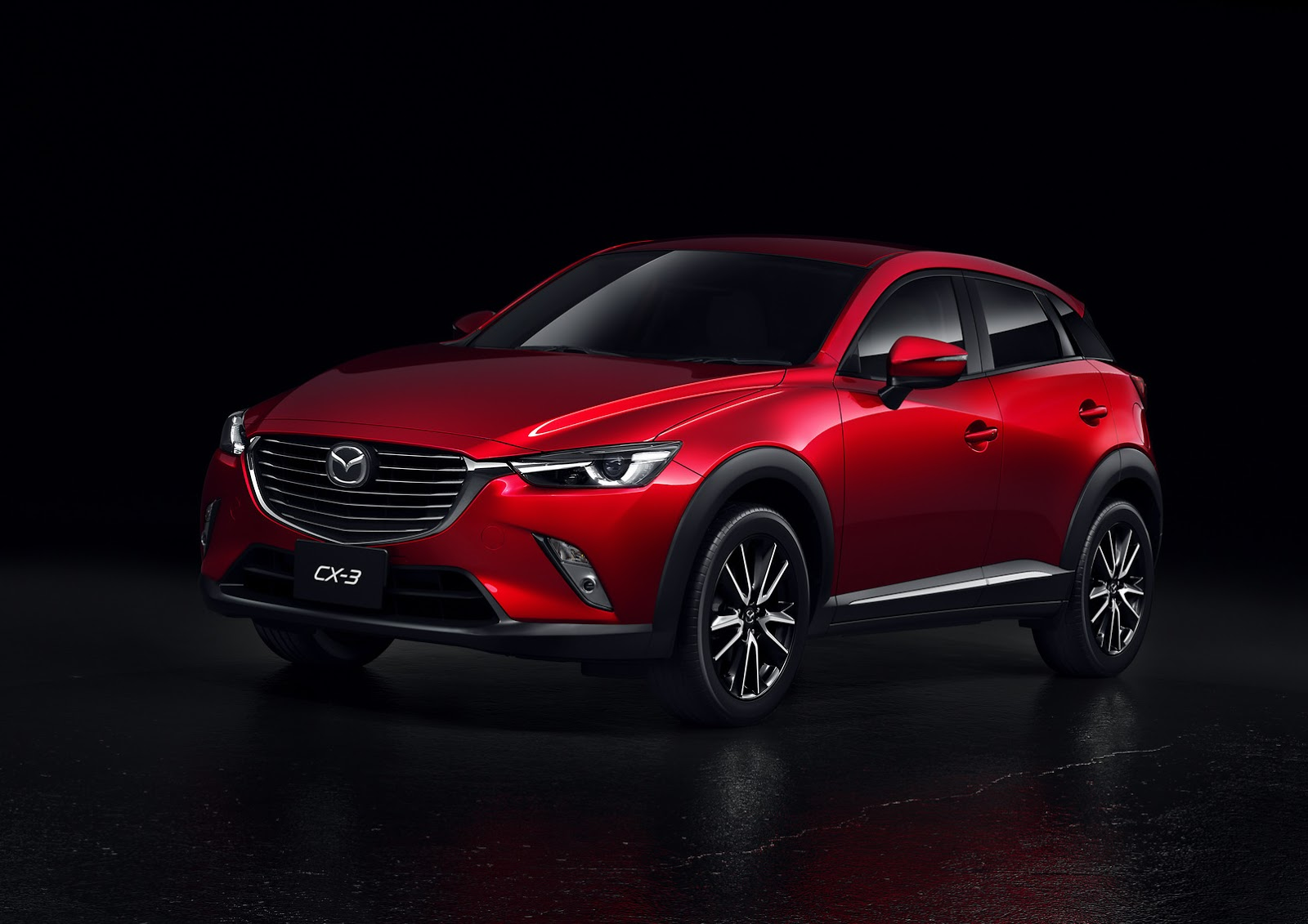 new mazda cx 3 small suv photo gallery autocar india. Black Bedroom Furniture Sets. Home Design Ideas