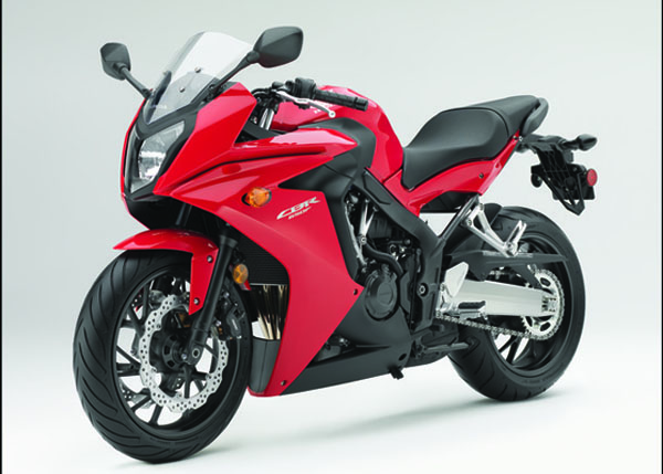 Honda Cbr650f Photo Gallery Autocar India