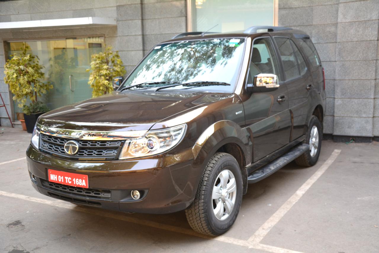 Tata Safari Facelift 2018 >> Tata Safari Storme facelift photo gallery - Autocar India
