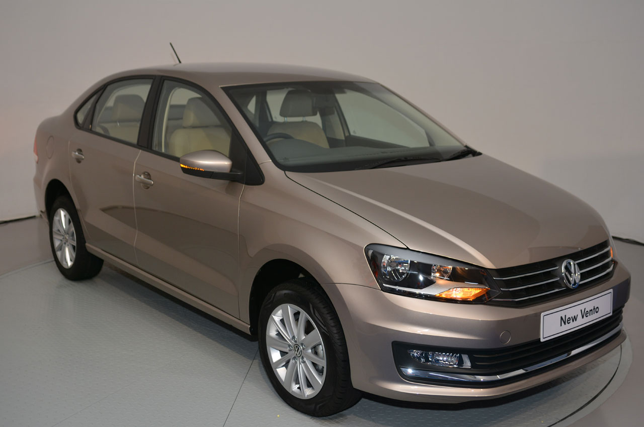 Volkswagen Vento facelift photo gallery - Autocar India