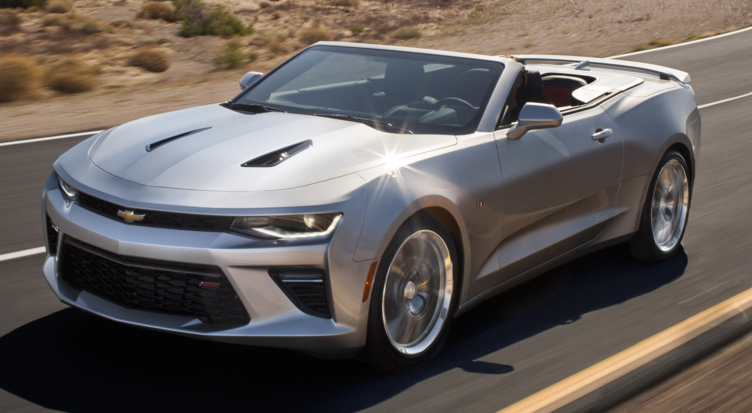 New Chevrolet Camaro Convertible Photo Gallery Autocar India