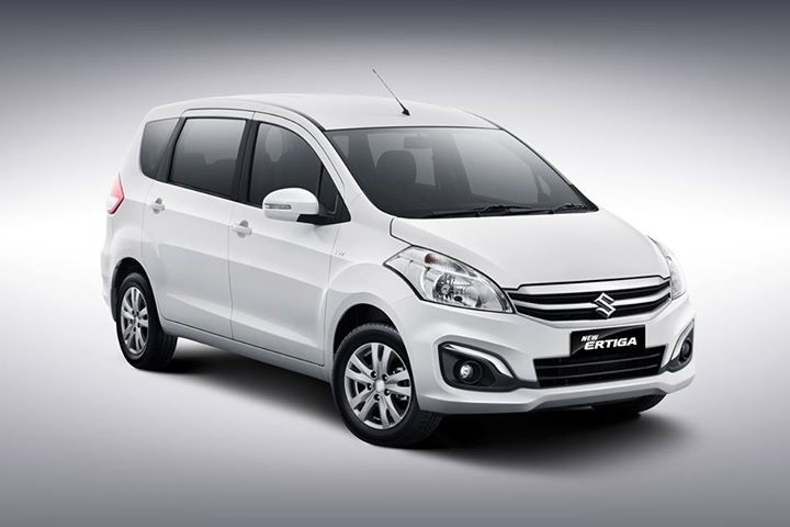 Maruti Ertiga Facelift Photo Gallery