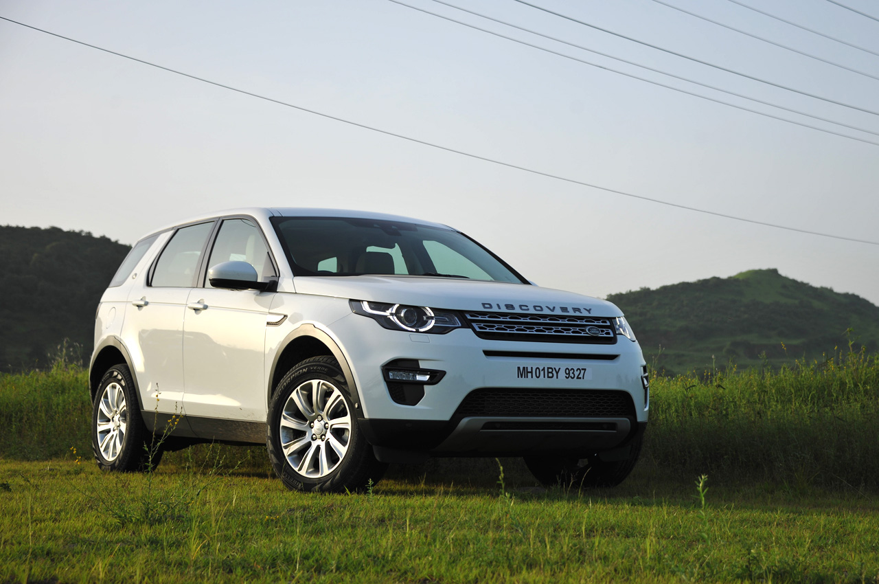 Land Rover Discovery Sport India Photo Gallery Autocar India