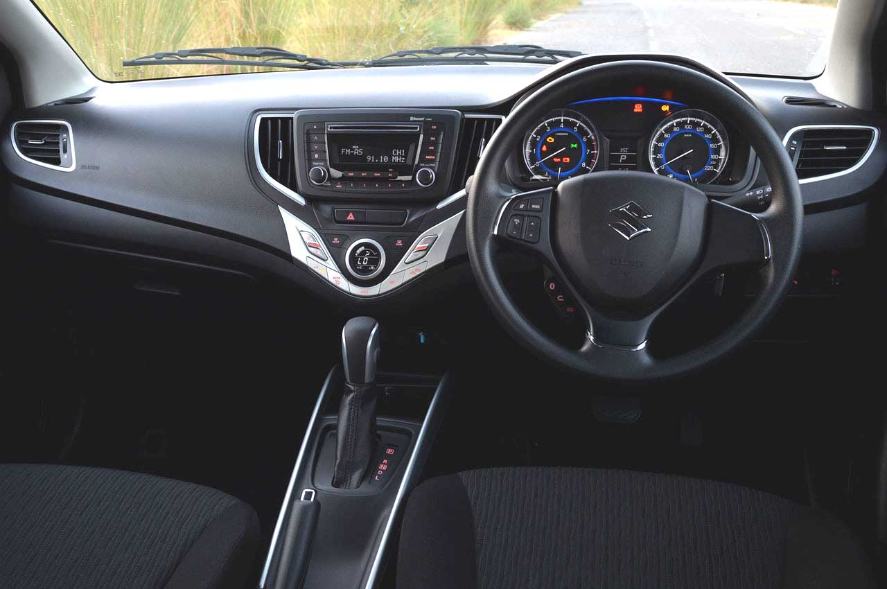 Maruti baleno interior the image kid for Interior images