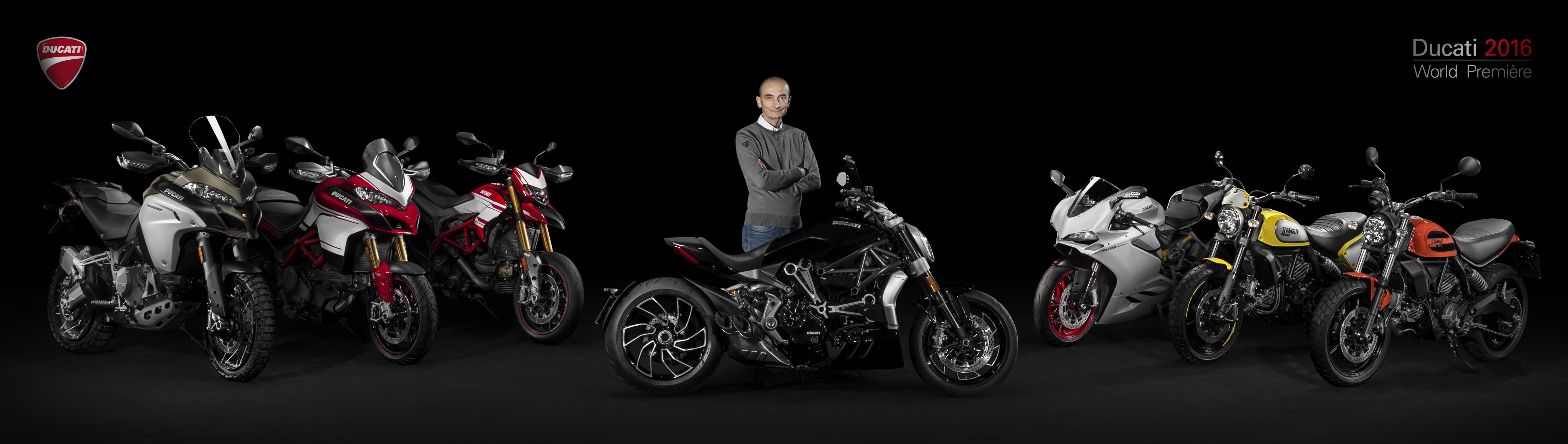 2016 Ducati Range Photo Gallery Autocar India