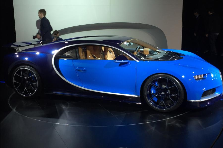 how to buy bugatti chiron in india