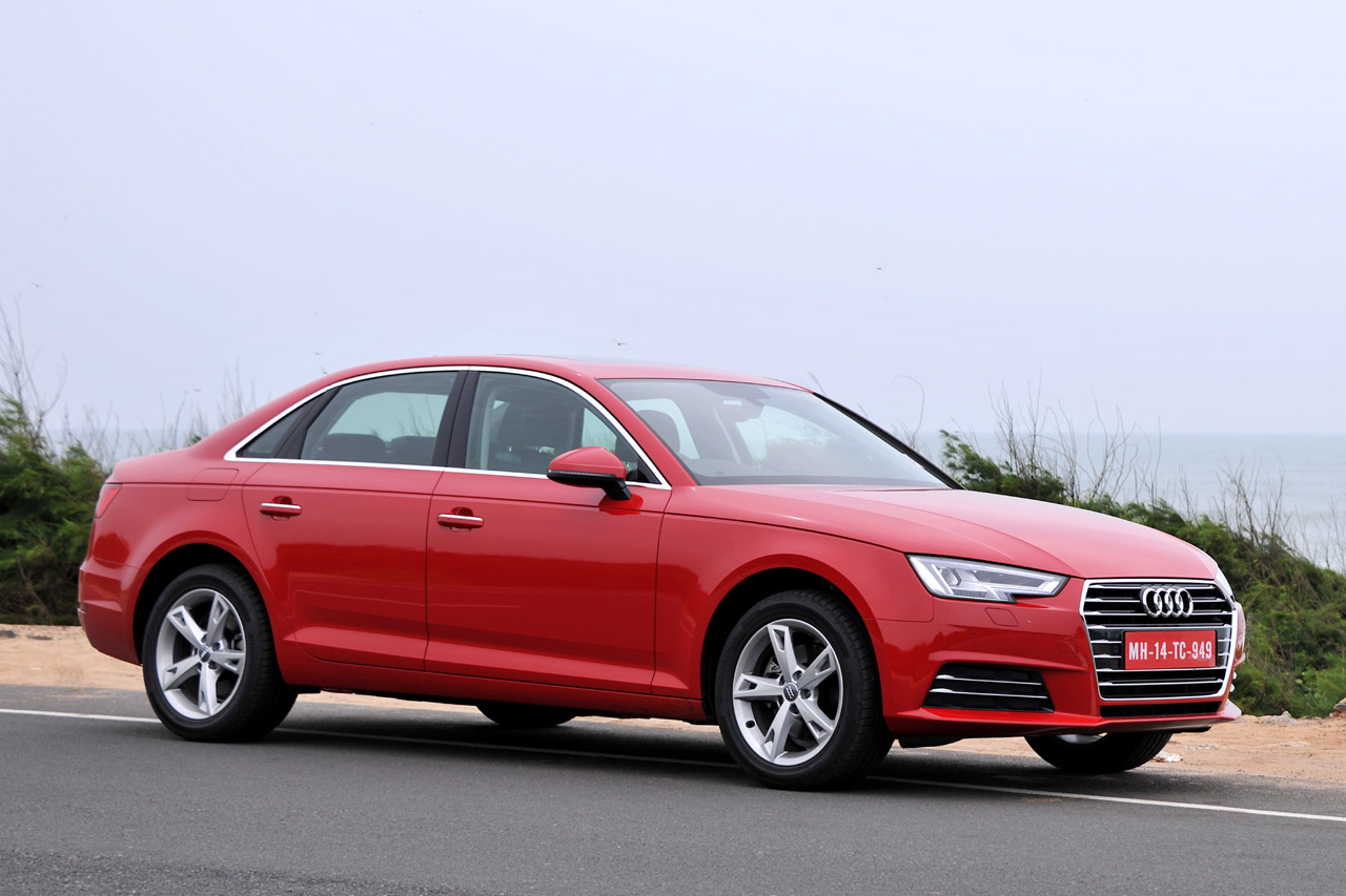 audi a4 price in india 2015 audi a4 india specifications price reviews techgangs audi a4. Black Bedroom Furniture Sets. Home Design Ideas