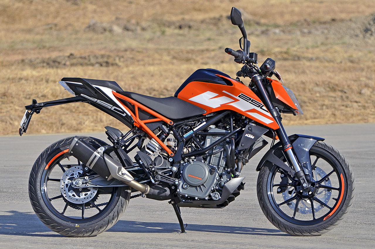 2017 ktm duke 250 photos and details autocar india. Black Bedroom Furniture Sets. Home Design Ideas