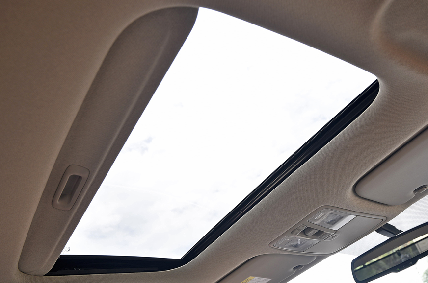 Smart Electric Sunroof