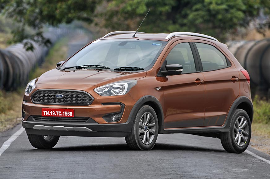 2018 Ford Freestyle Image Gallery