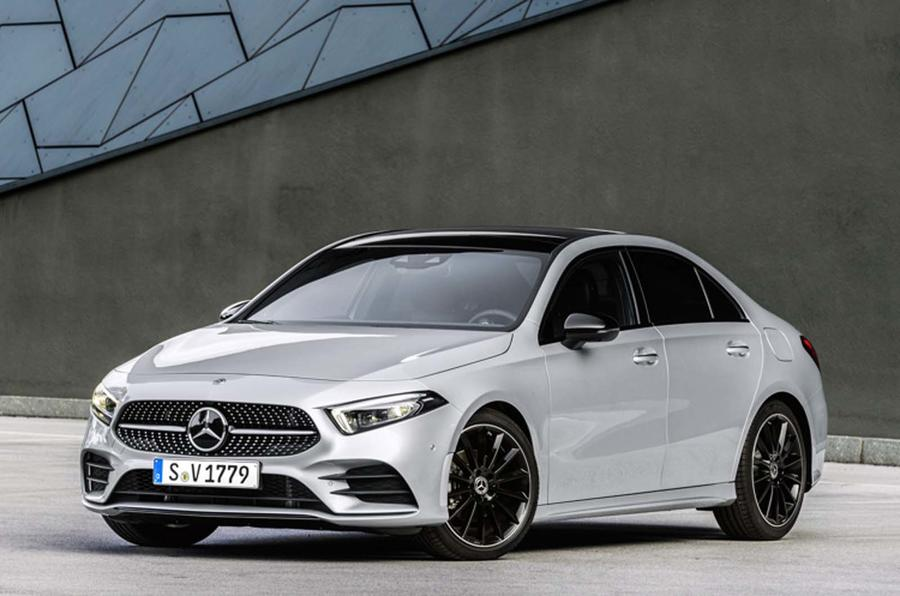 PhotoGallery: 2019 Mercedes-Benz A-Class sedan image gallery