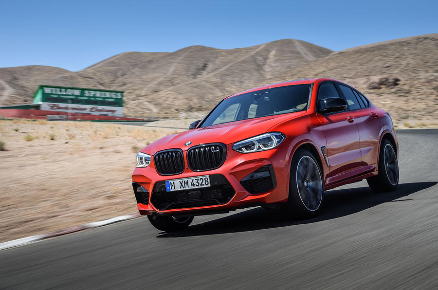 PhotoGallery: BMW X4 M Competition image gallery