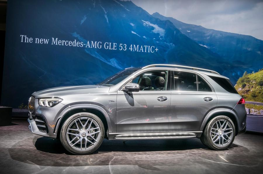 PhotoGallery: Mercedes-AMG GLE 53 image gallery