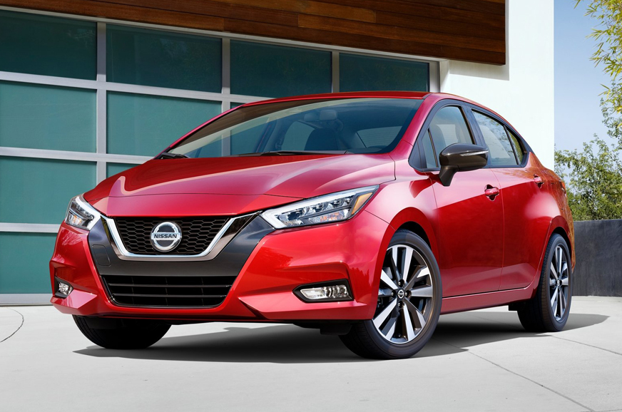PhotoGallery: New Nissan Sunny image gallery