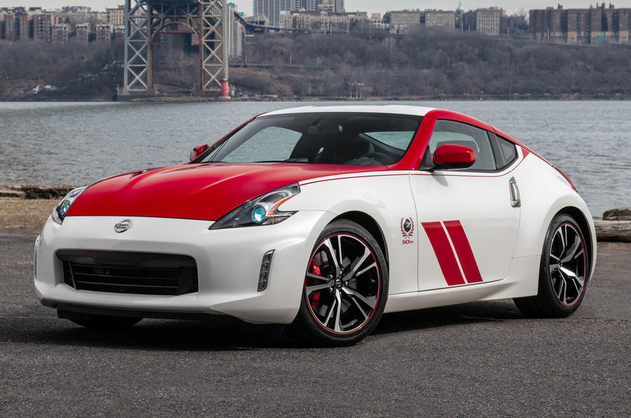 PhotoGallery: New Nissan 370Z 50th Anniversary Edition image gallery