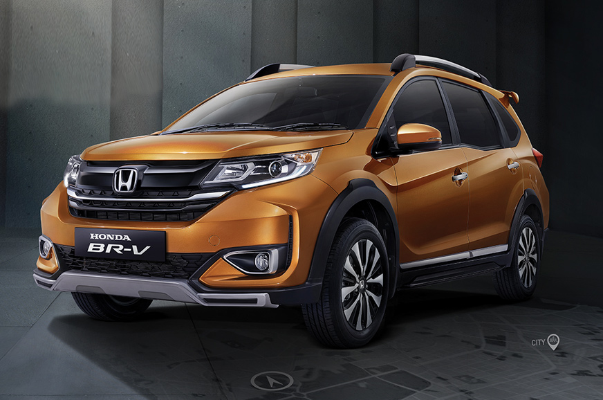 PhotoGallery: 2019 Honda BR-V facelift image gallery