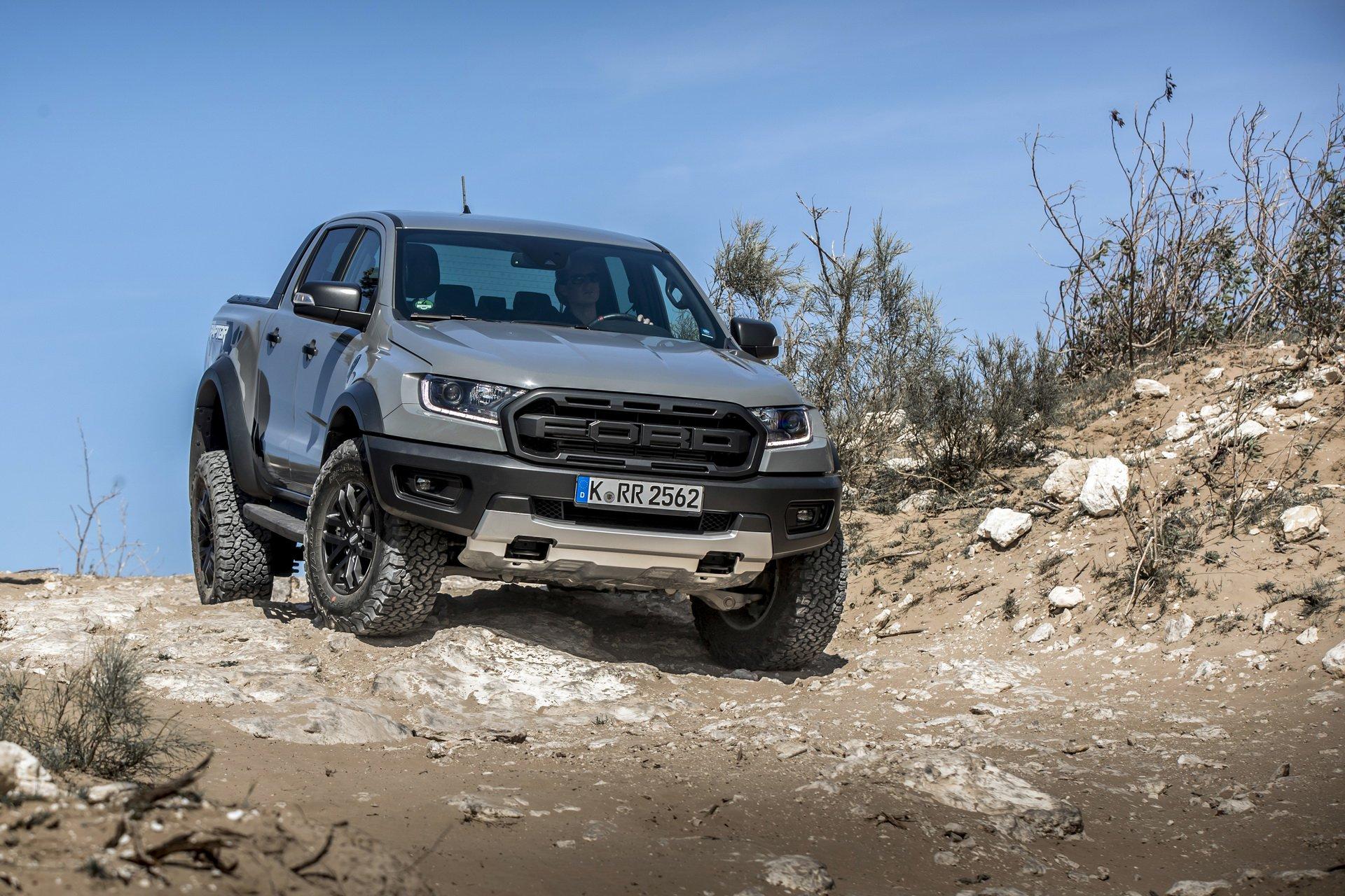 2019 Ford Ranger Raptor image gallery