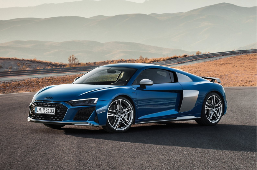PhotoGallery: 2019 Audi R8 Coupe facelift image gallery