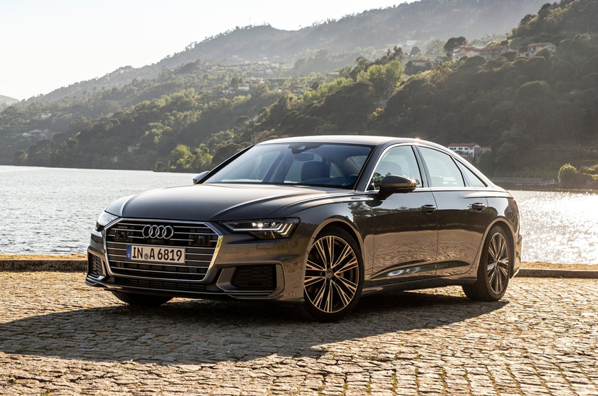 PhotoGallery: New Audi A6 image gallery
