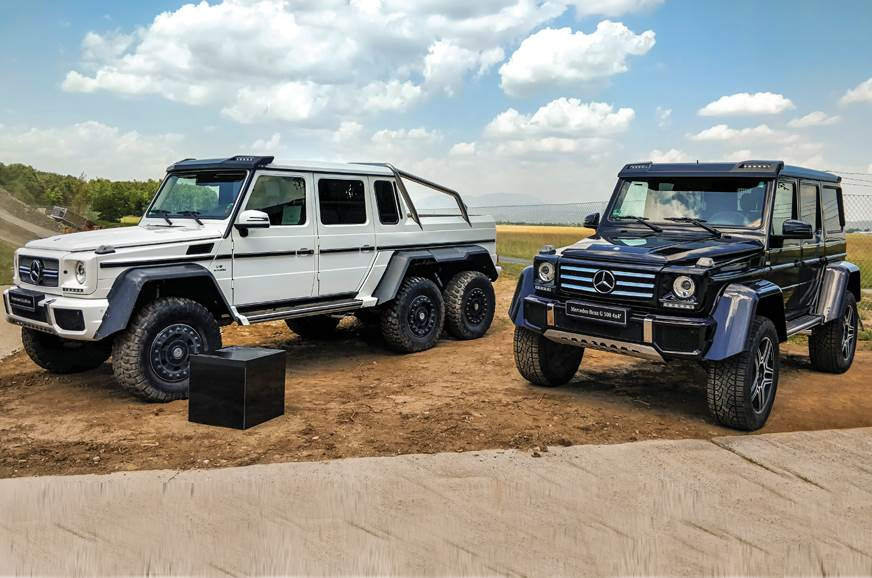 Mercedes-Benz G-class 40th anniversary feature - Feature - Autocar India