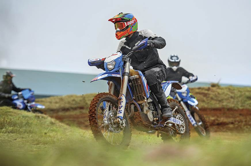 Rally ready: TVS rally bikes ride experience - Feature - Autocar India