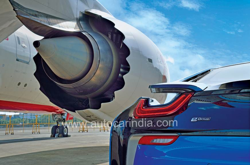 BMW i8 and Boeing 787: A brave new world - Feature - Autocar
