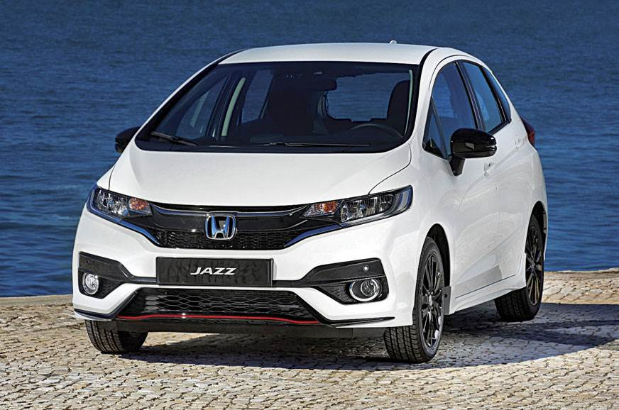 The Time Seems About Right For Honda To Introduce Mid Cycle Facelift Of Its Jazz Hatchback Already Showcased At Frankfurt Motor Show This Year