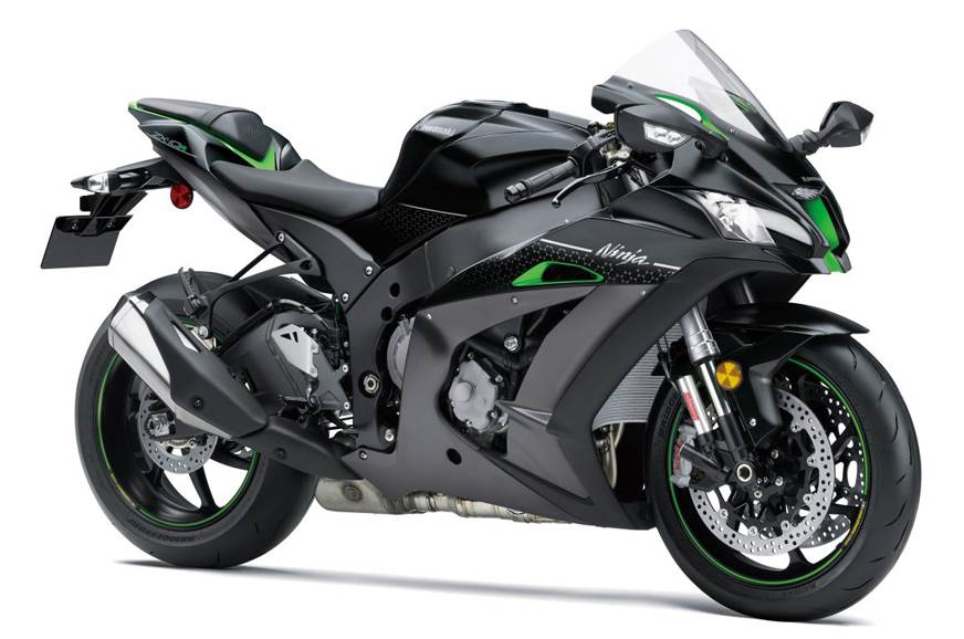 The Kawasaki ZX 10R Now Has An SE Variant That Features Electronic Semi Active Suspension Derived From Companys Superbike World Championship Race Bike