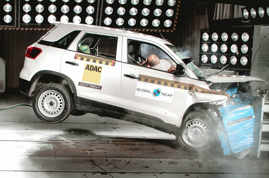 Top 5 safest cars under Rs 10 lakh as rated by Global NCAP