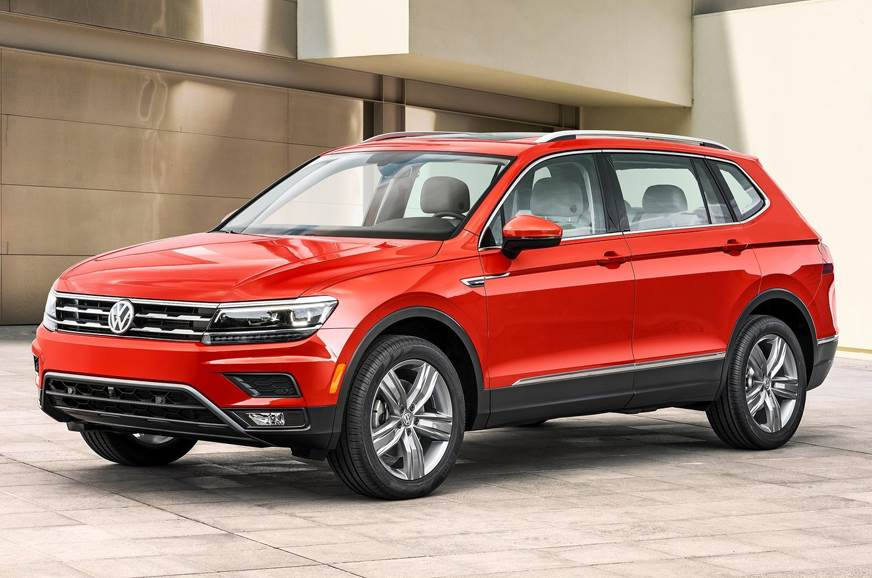 Volkswagen Tiguan Allspace Touareg T Roc To Launch In India As