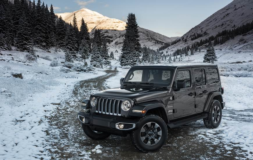 With The New Wrangler Jeep Says It Has Taken Customer Feedback Seriously And Incorporated Changes In Model