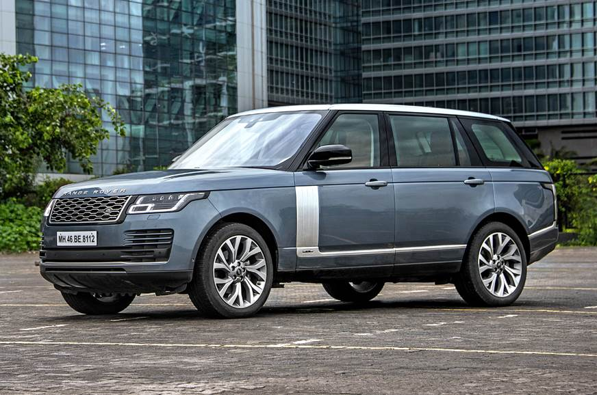 Range Rover Long Wheelbase >> 2018 Land Rover Range Rover Lwb Facelift India Review Test