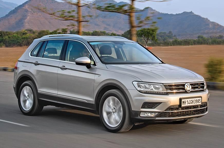 2018 Hyundai Tucson AWD vs Volkswagen Tiguan comparison - Autocar India