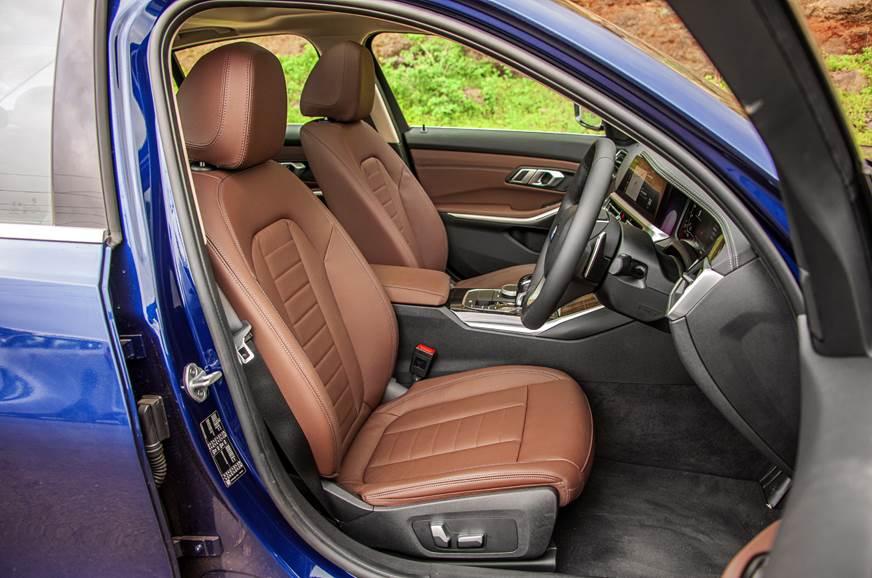 2019 BMW 320d India review, test drive - Autocar India